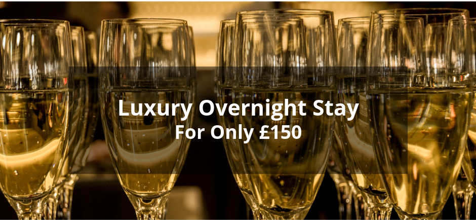 Luxury Overnight Stay for Two for only £150.00
